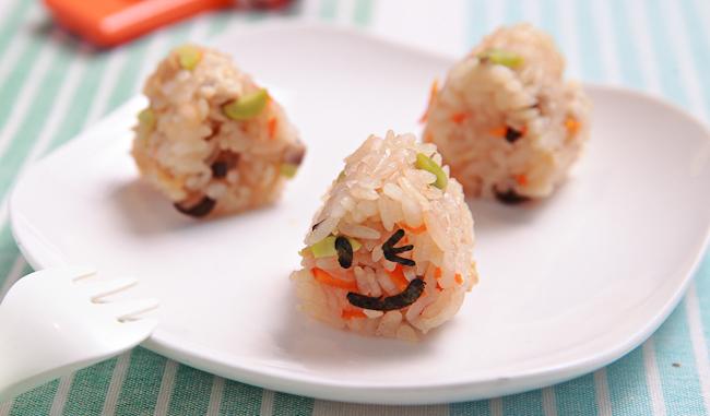 04雞蓉炊飯