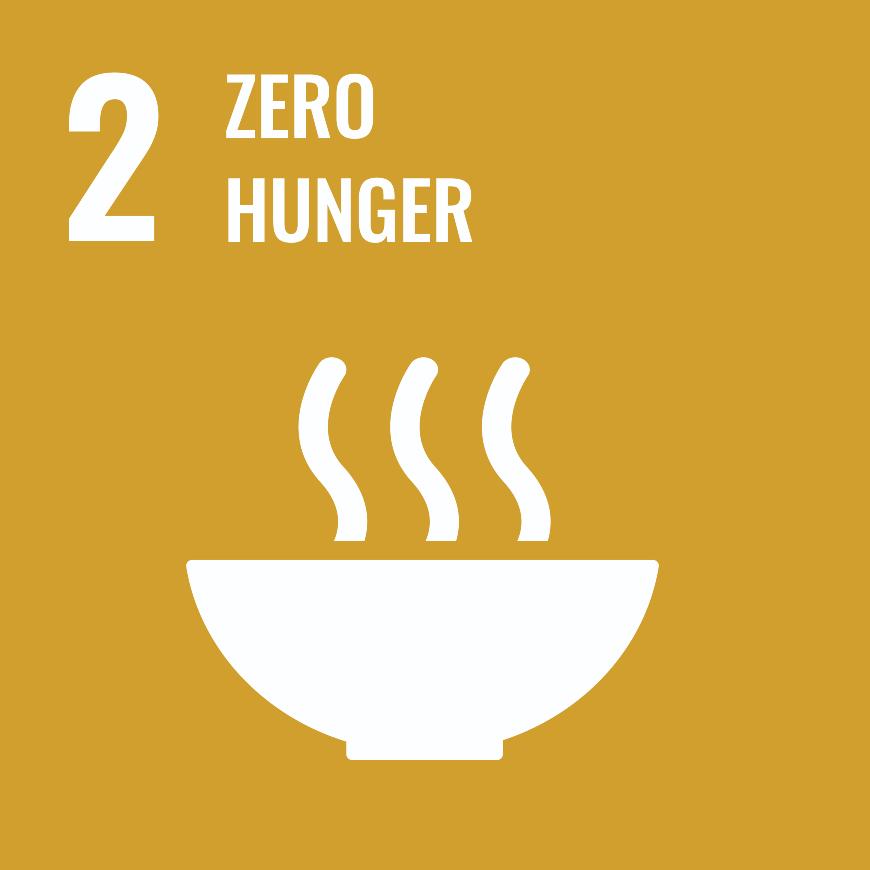 SDG2 消除飢餓(zero hunger)
