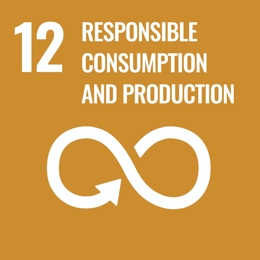 SDG12 永續生產與消費(responsible consumption and production)