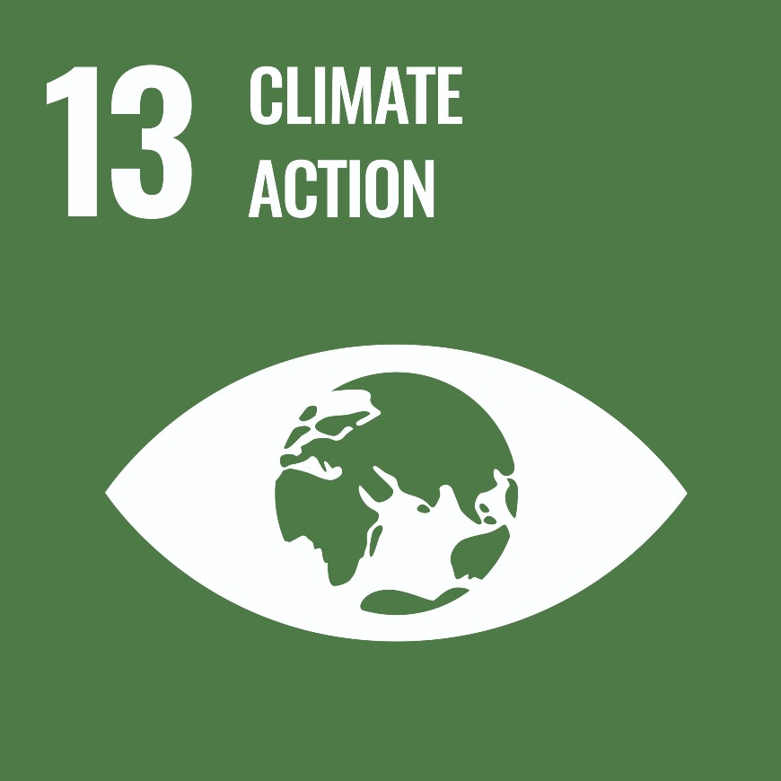 SDG13 氣候行動(climate action)