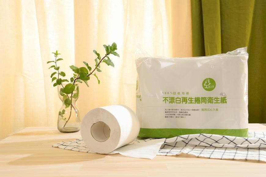 再生衛生紙,環境永續,主婦聯盟合作社