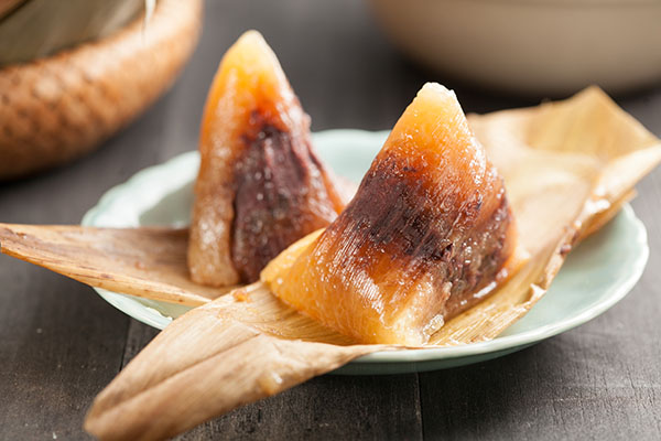 紅豆鹼粽 (2)