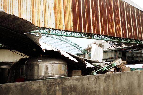 臺東農會建築物風災毀損2-600